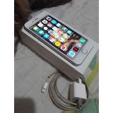 Iphone 6 64 Gb Liberado Con Caja, Accesorios Y Fundas