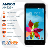 Oferta Celular Amgoo 407