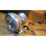 Lámpara Auxiliar Para Auto Antiguo Incluye Espejo Retrovisor