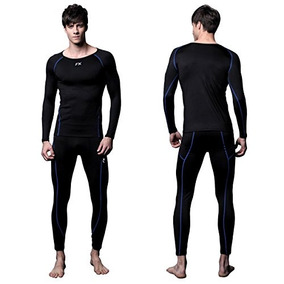 Fx Hombre Maxheat Soft Fleece Long Johns Set De Ropa Interi