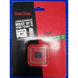 Memoria Sandisk M2 2gb Tarjeta Memory Stick Micro (m2)