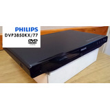 Reproductor Dvd Philips Dvp3850kx/77