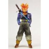 Mirai Trunks Ssj Dragon Ball Z Hscf 23 Loja De Coleções