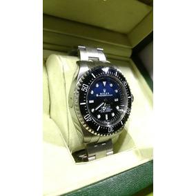 Reloj Sea.dweller Bicolor Azul /negro