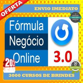 Formula Negócio Online 3.0- Alex Vargas+ 3000 Brindes