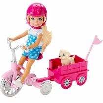 Boneca Barbie - Chelsea Com Filhote - Mattel Promoçâo!!!