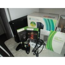 Promoção!!! , Xbox 360 Na Caixa, Super Conservado!!!