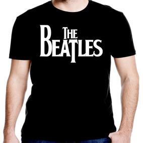 Camiseta Manga Curta Beatles Ref=200