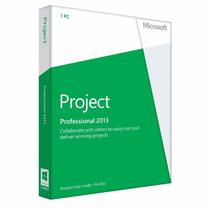 Projetc Professional 2013 Original Português 32 / 64 Bit
