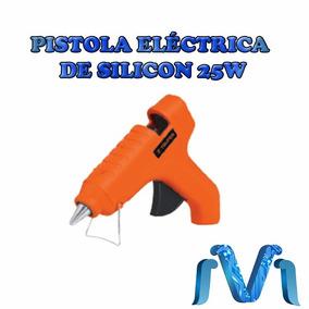 Pistola Eléctrica De Silicon 25 W + 2 Barras De Silicon
