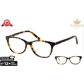 1cbca4e094767 Oculos De Grau Fendi Orchidea Original - Óculos no Mercado Livre Brasil
