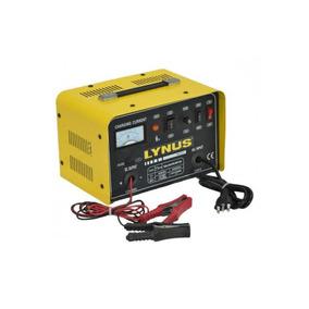 Carregador Portátil De Baterias 100a 12/24 V 220v Lcb10 Lynu