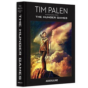 Livro Tim Palen - Photographs From The Hunger Games