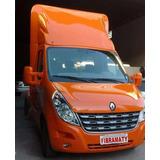 Defletor De Ar/quebra Vento Renault Master C Asas Fibramaty