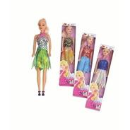 5 Bonecas Magrela Barata Bonita Simples Na Caixa Oferta.
