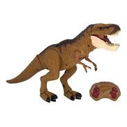 Brinquedo Dino Dinossauro Via Radio Ou Toque