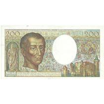 Francia 200 Francos 1987 P155b