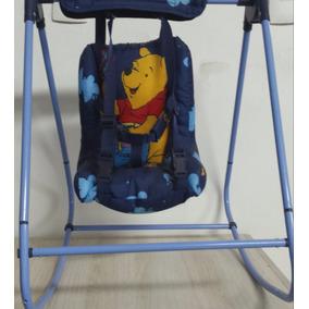 Balanço Para Bonecas Ursinho Pooh
