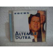 Cd Altemar Dutra- Focus- O Essencial De Altemar Dutra