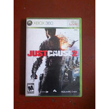 Juego Just Cause 2 Xbox 360