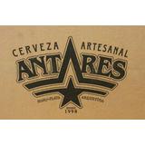 Cerveza Artesanal Antares Kolsch Scotch Porter 12 X 500cc