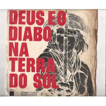 Lp Sérgio Ricardo ¿- Deus E O Diabo Na Terra Do Sol - Lp 10