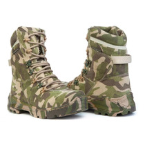 Coturno Bota Multicam Airsoft Paintball Exercito Americano