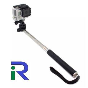 Monopod Para Go Pro Hero 1 2 3 Y4 Palo Palito Selfie Monopie