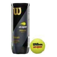 Pelotas Tenis Wilson Us Open Tubo X 3 | Recoleta