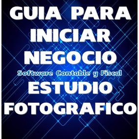 Guia Para Iniciar Negocio Estudio Fotografico