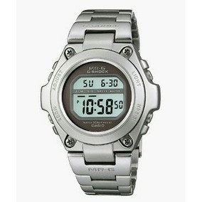Casio G Shock Mr G 100 Acero Inoxidable, Buceo