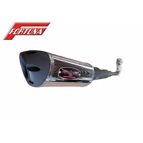 Escapamento Esportivo Águia Fortuna - Honda Biz 100 12 Ed..