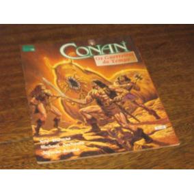 Conan Graphic Marvel Nº 15 Jan/1993 Os Guerreiros Do Tempo