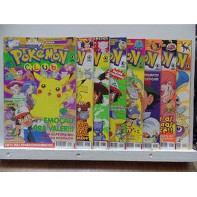 Revista Pokémon Club - Diversos Números