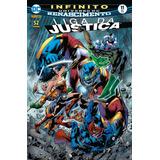Hq Liga Da Justiça #11 - Infinito - Renascimento