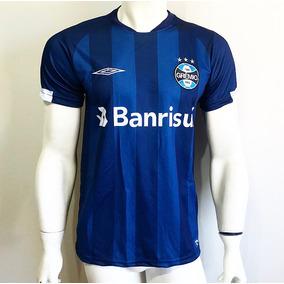 Camisa Camiseta Nova Gremio 2018 Azul Marinho