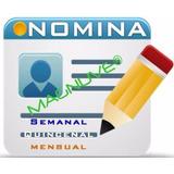 Software De Nomina Para Liquidacion Empleados