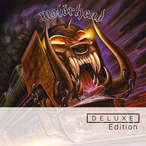 Cd : Motorhead - Orgasmatron: Deluxe Edition (deluxe Edi...