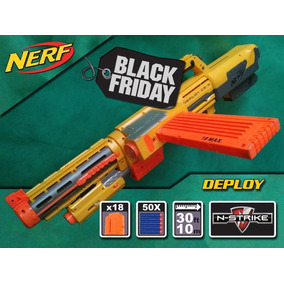 Nerf Deploy + 50 Dardos Black Friday