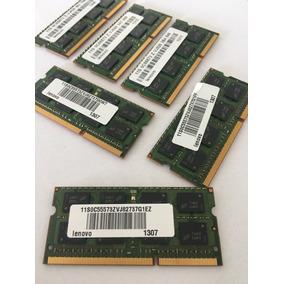 Memória Hbs 4gb Pc3-12800s 2rx8 Ddr3 P/notebook