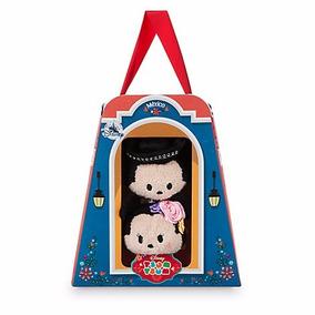 Disney Tsum Tsum Peluches Minnie & Mickey Mouse México 2017