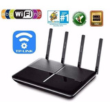 Router Wireless Tp-link Archer C2600 Gigabit Dual Band Usb