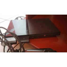 Playstation 2, Completo, Desbloqueado E Com Vários Jogos