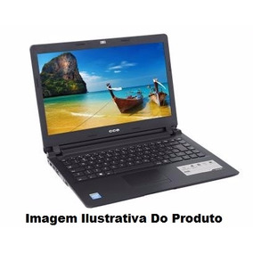Notebook Cce Intel Ultra Thin 2gb Hd500gb Semi-novo