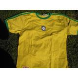 Camisada Seleção Brasileira Brasil Copa De 70 Retrô