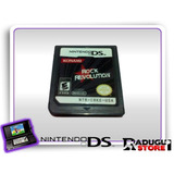 Ds Rock Revolution Original Nintendo Ds