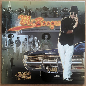 Lp Vinil Mr. Boogie + Cd (prod. Dj Hum) Brazilian Boogie