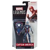 Marvel Legends Series Capitan America Figura 3.75 Pulgadas