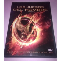 Los Juegos Del Hambre Dvd The Hunger Games Jennifer Lawrence