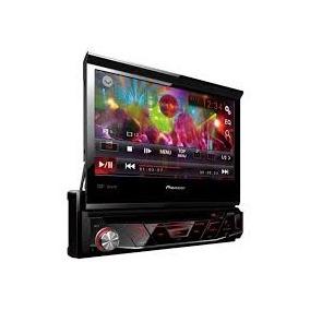 Dvd Pioneer Com Tela Retrátil De 7 Polegadas Modelo 3380